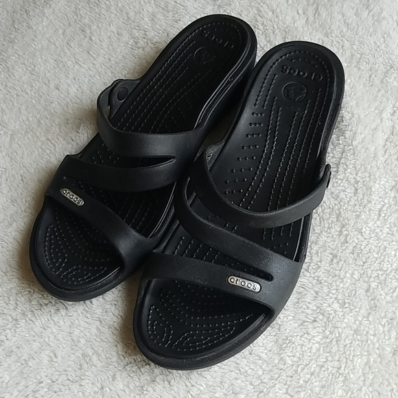 9208bad66d20 CROCS Shoes - Crocs Patricia Wedge Sandal